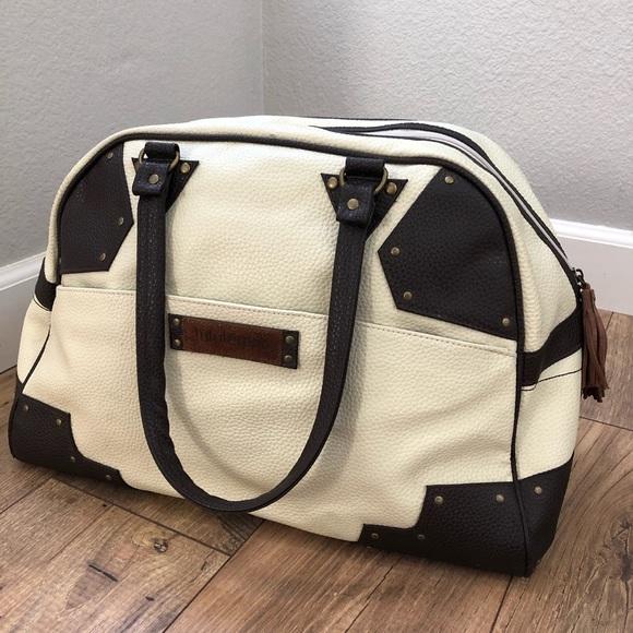 Lululemon Rare Vintage Western Weekend Travel Bag